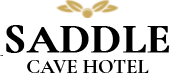 Saddle Cave Hotel Logo